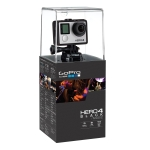 GoPro HERO 4 Black MUSIC - Kamera GoPro 4