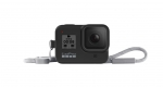 GoPro Sleeve + Lanyard do HERO 8 Black - silikonowa obudowa czarna