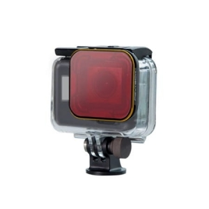 Filtr PGY czerwony 21m do Super Suit - GoPro HERO 5 / 6 / 7 BLACK