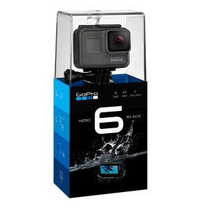 Kamera GoPro HERO 6 Black