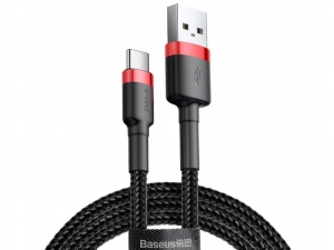 Kabel USB-C Baseus Kevlar - kabel USB-C 1m 3A do GoPro HERO5/6/7