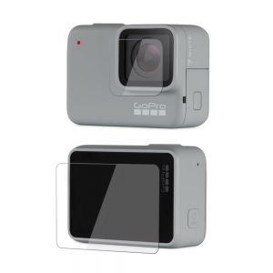 Szkło hybrydowe 3mk FlexibleGlass do GoPro HERO 7 Silver/White