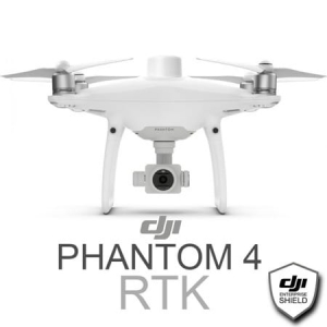 Phantom 4 RTK DJI Enterprise Shield (care refresh)