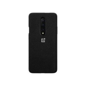 OnePlus Bumper Case Nylon do OnePlus 7 Pro - kolor czarny