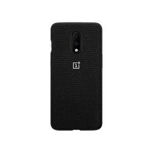 OnePlus Nylon Bumper Case do OnePlus 7 - kolor czarny