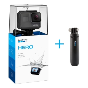 Kamera GoPro HERO + kijek SHORTY