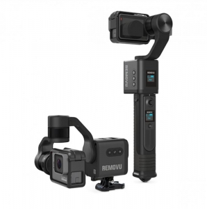 REMOVU S1 gimbal 3 - osiowy do HERO 5 / 5 Session / 6 / 7 Black