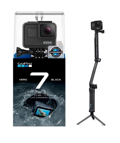 8ba327f08cb Kamera GoPro HERO 7 Black - cena i opinie | Sklep GoHero.pl