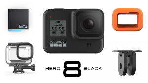 GoProsfera #127 - Nowe akcesoria do HERO 8 Black