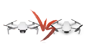 DJI Mavic Mini vs DJI Mini 2