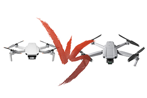 DJI Mini 2 vs DJI Mavic Air 2
